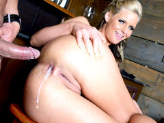 Phoenix & Marco in Blonde Milf Loves To Get Her Ass Full Of Cum - BestGonzo